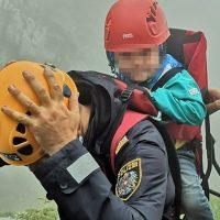 Alpinpolizei Rettung Einsatz Oberösterreich