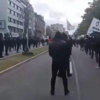 Anti-Israel Veranstaltung Hamburg 2021 Pro Polizei Wien