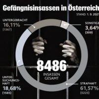Insassen Österreich Justizanstalt
