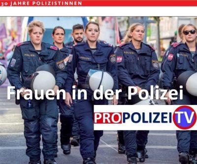 Frauen und Polizei
