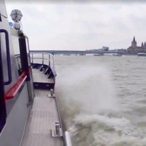 wasserpolizei wien donau pro polizei österreich tv
